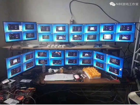 dnf多开工作室搬砖经验之谈,从电脑装机至起号防制裁