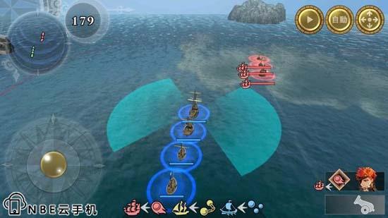 《大航海时代VI》上线,云手机24小时自动贸易探险海战