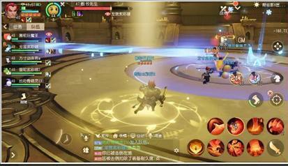 梦幻西游三维版评测:超越前作的即时3D战斗手游