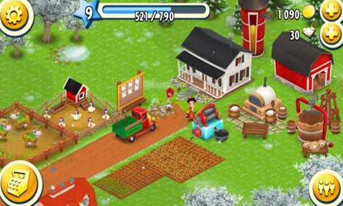 好玩又赚钱的农场游戏